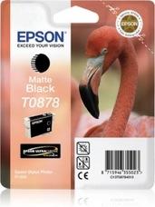 Eredeti Epson T0878 matt-fekete patron
