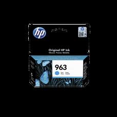 Eredeti HP 963 ciánkék patron (3JA23AE)
