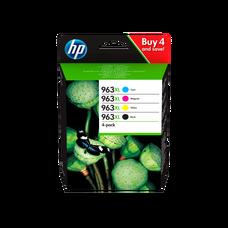 Eredeti HP 963XL színes csomag (4 színű) (3YP35AE)