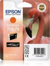 Eredeti Epson T0879 narancs patron