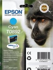 Eredeti Epson T0892 ciánkék patron