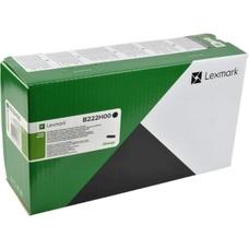 Eredeti Lexmark B222H00 nagy kapacitású toner