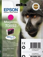 Eredeti Epson T0893 magenta patron