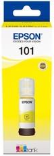 Eredeti Epson 101 sárga tinta (T03V4)