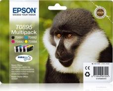 Eredeti Epson T0895 multipack (négy színű)