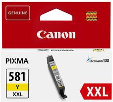 Eredeti Canon CLI-581Y XXL sárga patron (extra nagy kapacitású)