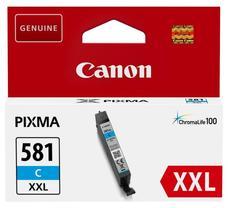 Eredeti Canon CLI-581C XXL ciánkék patron (extra nagy kapacitású)
