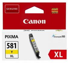 Eredeti Canon CLI-581Y XL sárga patron (nagy kapacitású)