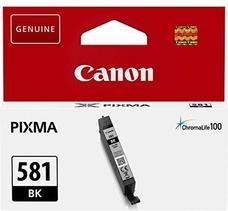 Eredeti Canon CLI-581BK fekete patron
