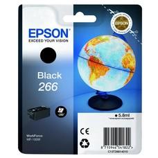 Eredeti Epson 266 fekete tintapatron (C13T26614010)