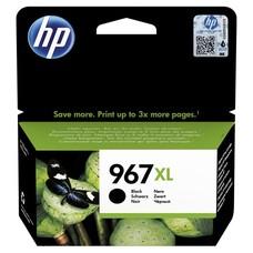 Eredeti HP 967XL nagy kapacitású fekete patron (3JA31AE)