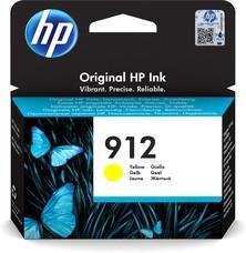 Eredeti HP 912 sárga patron (3YL79AE)