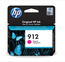 Eredeti HP 912 magenta patron (3YL78AE)