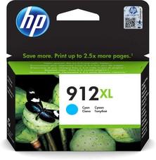 Eredeti HP 912XL nagy kapacitású ciánkék patron (3YL81AE)