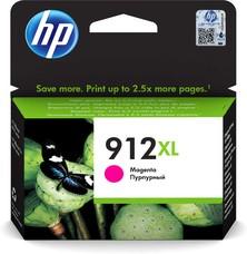Eredeti HP 912XL nagy kapacitású magenta patron (3YL82AE)