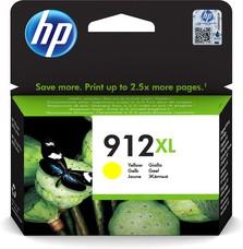 Eredeti HP 912XL nagy kapacitású sárga patron (3YL83AE)
