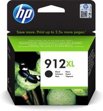Eredeti HP 912XL nagy kapacitású fekete patron (3YL84AE)