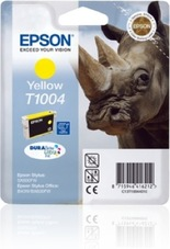 Eredeti Epson T1004 sárga patron