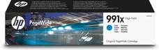 Eredeti HP 991X nagy kapacitású ciánkék patron (M0J90AE)