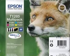 Eredeti Epson T128 multipack (négy színű)