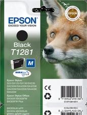 Eredeti Epson T1281 fekete patron