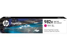 Eredeti HP 982X PageWide nagy kapacitású magenta patron (T0B28A)