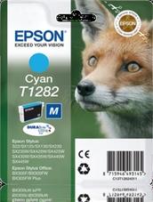 Eredeti Epson T1282 ciánkék patron