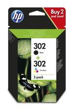 Eredeti HP 302 színes csomag (X4D37AE)