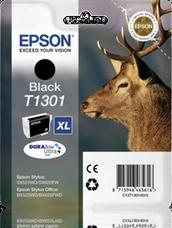 Eredeti Epson T1301 fekete patron