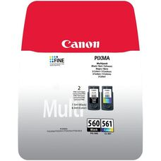 Eredeti Canon PG-560/CL-561 fekete, színes patron