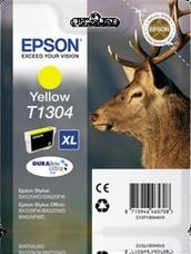 Eredeti Epson T1304 sárga patron