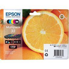Eredeti Epson 33 multipack (4 szín)