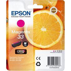 Eredeti Epson 33 magenta patron