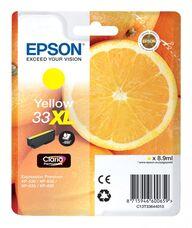 Eredeti Epson 33XL nagy kapacitású sárga patron