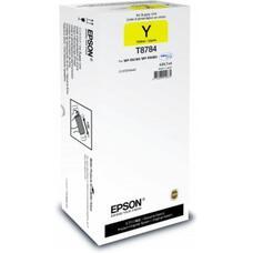 Eredeti Epson T8784 sárga patron