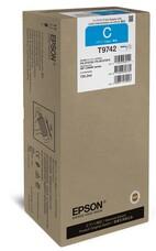 Eredeti Epson T9742 extra nagy kapacitású ciánkék patron