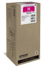 Eredeti Epson T9743 extra nagy kapacitású magenta patron