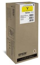 Eredeti Epson T9744 extra nagy kapacitású sárga patron