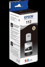 Eredeti Epson 112 fekete tinta