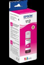 Eredeti Epson 112 magenta tinta