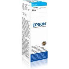 Eredeti Epson T6732 ciánkék tinta