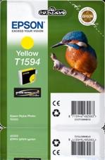 Eredeti Epson T1594 sárga patron