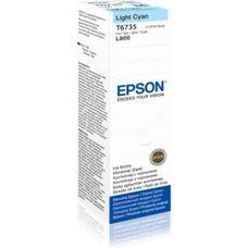 Eredeti Epson T6735 világos cián tinta