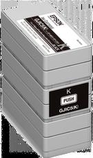 Eredeti Epson GJIC5(B) fekete patron
