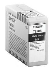 Eredeti Epson T8508 matt fekete patron