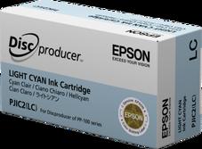 Eredeti Epson PJIC2(LC) világos cián patron
