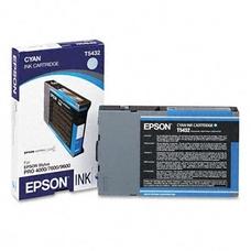 Eredeti Epson T543 ciánkék patron