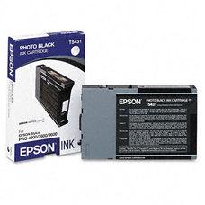 Eredeti Epson T543 foto-fekete patron