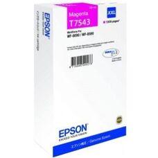 Eredeti Epson T7543 extra nagy kapacitású magenta patron
