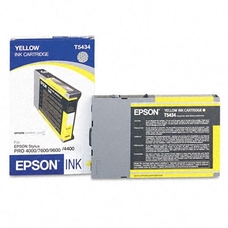 Eredeti Epson T543 sárga patron